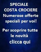 Speciale Costa Crociere Vacanzeonline